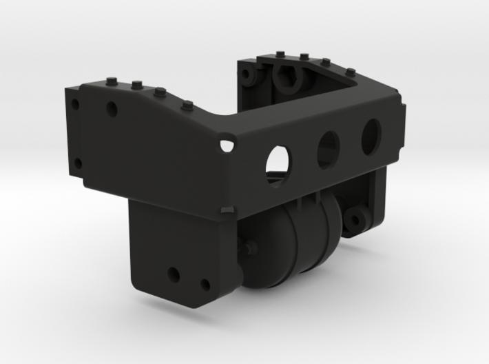 THM 01.2404 Frame rear beam Tamiya MAN 4x2 3d printed