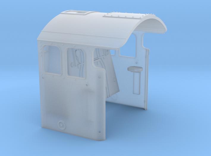 A0 - A1-A3 Cab EXP & Backhead Controls RHD 3d printed