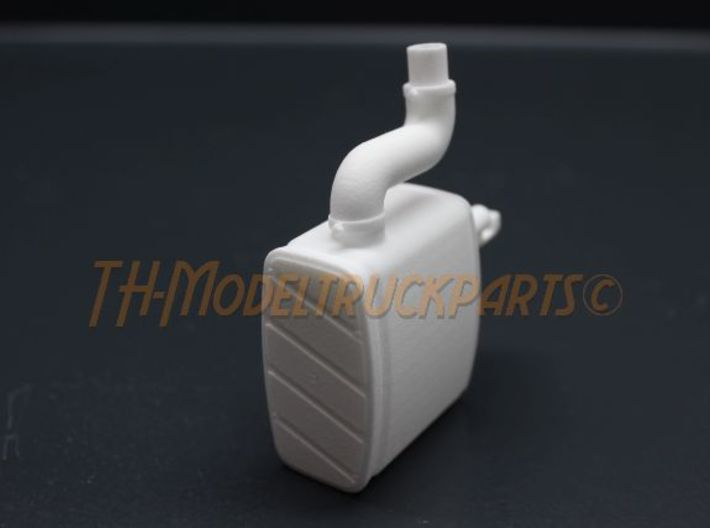 THM 00.2204 Exhaust vertical outlet Tamiya MAN 3d printed
