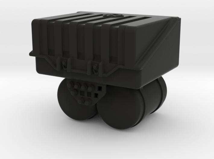 THM 00.2801 Batterybox Tamiya MAN 3d printed
