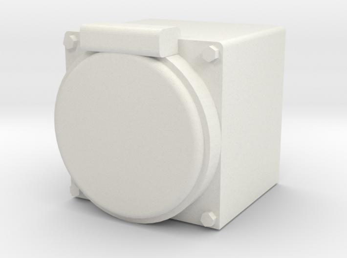 "Faux MU Box 1.5"" scale 3d printed"