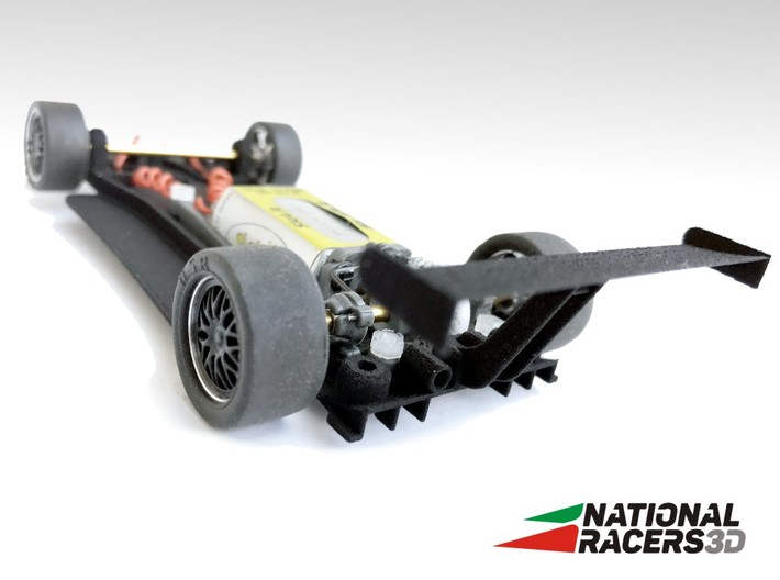 3D Chassis - Fly Lola B98/10 - WING - Inline 3d printed
