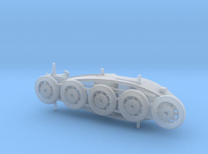 S scale 1:64 - Bugatti 35 1925 3d printed