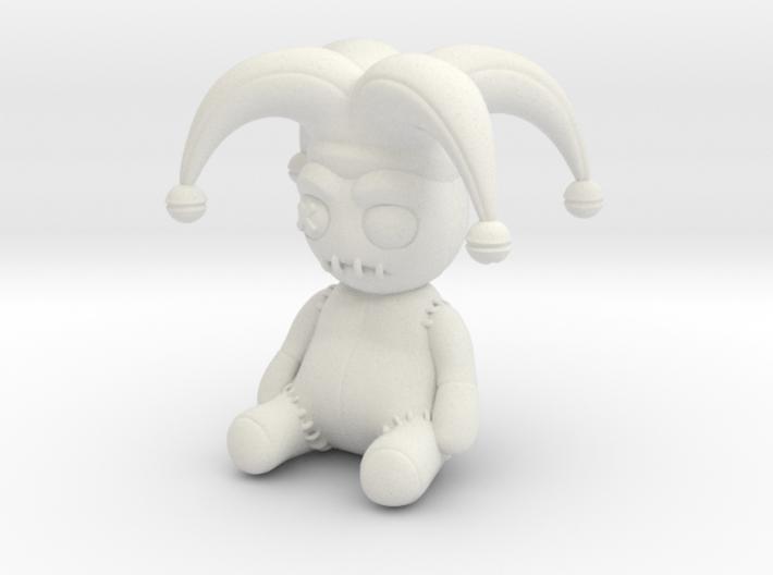 Voodoo Doll ISC 3d printed