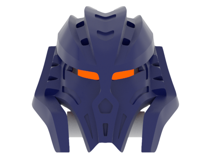 Great Mask of Intangibility 3d printed