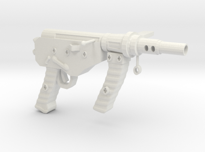 OstinMK2AustralianSMG1C 3d printed