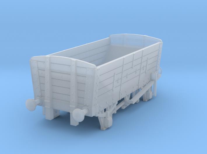 a-148fs-ner-p4-5pl-coal-hopper-wagon 3d printed