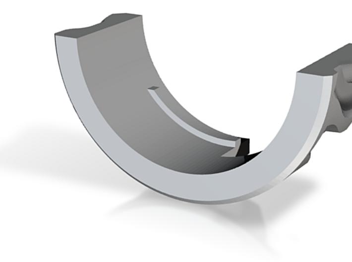 Custom Request - KR Fisto Speaker Cover 3d printed