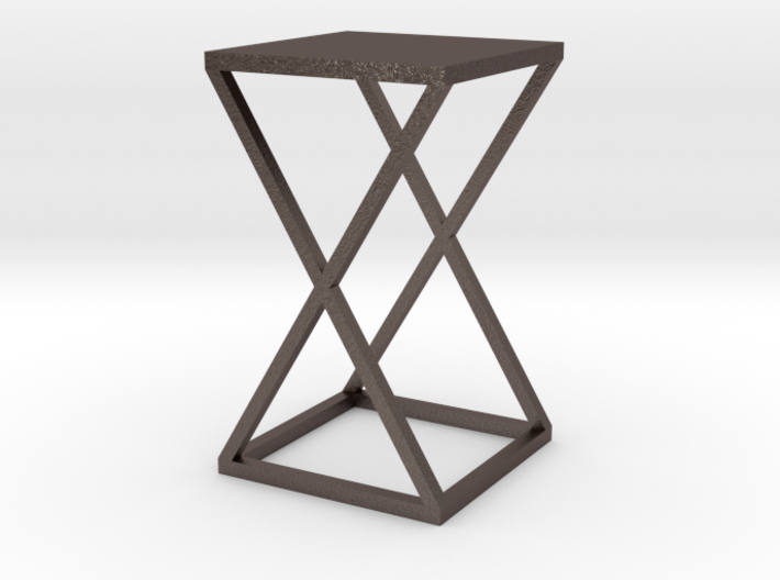 Xtra Side Table 1:12 scale 3d printed