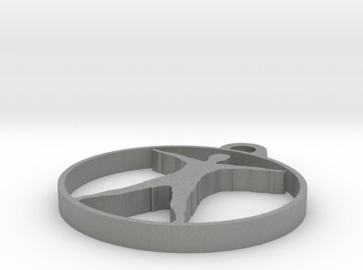 yoga 3d printed