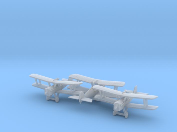 1/285 RAF SE5/5a x3 3d printed
