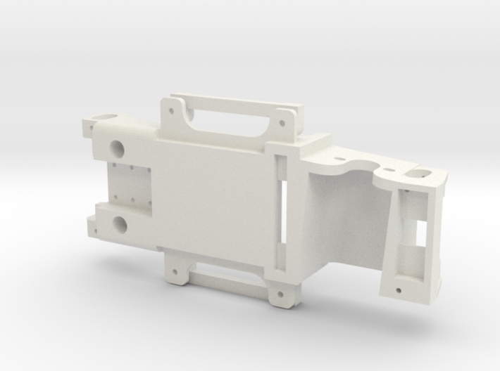 Chassis 124 for Revell BMW 320 Group 5 Motor IGAR 3d printed