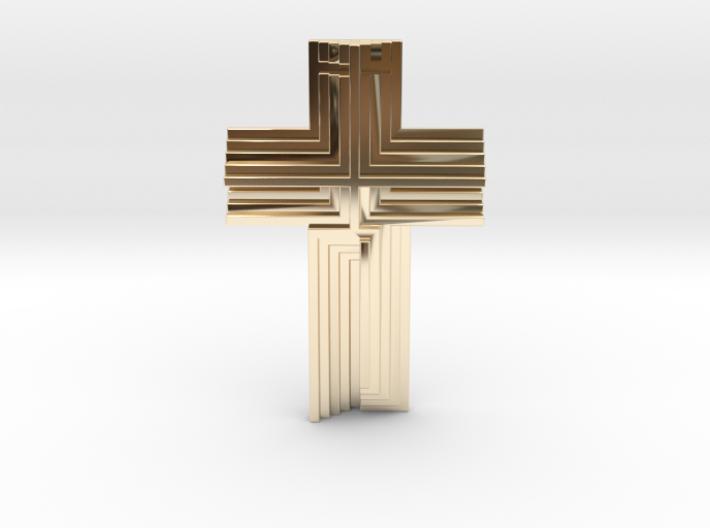 Scarpa Cross 3d printed