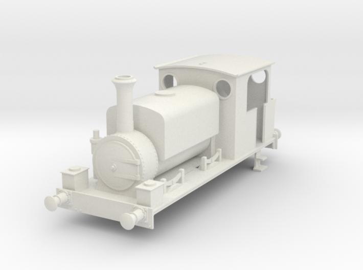 b-43-north-sunderland-mw-bamburgh-loco 3d printed