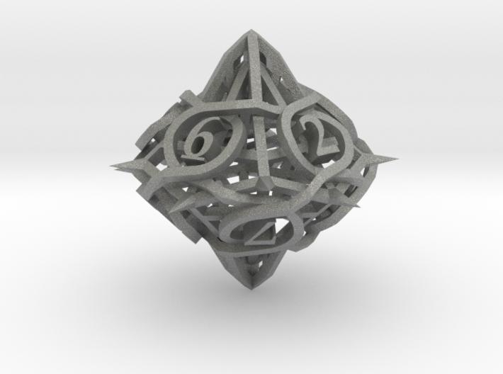 Thorn d10 3d printed