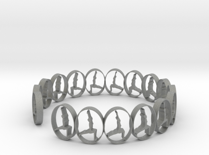 size 6 18.11 mm ring 3d printed