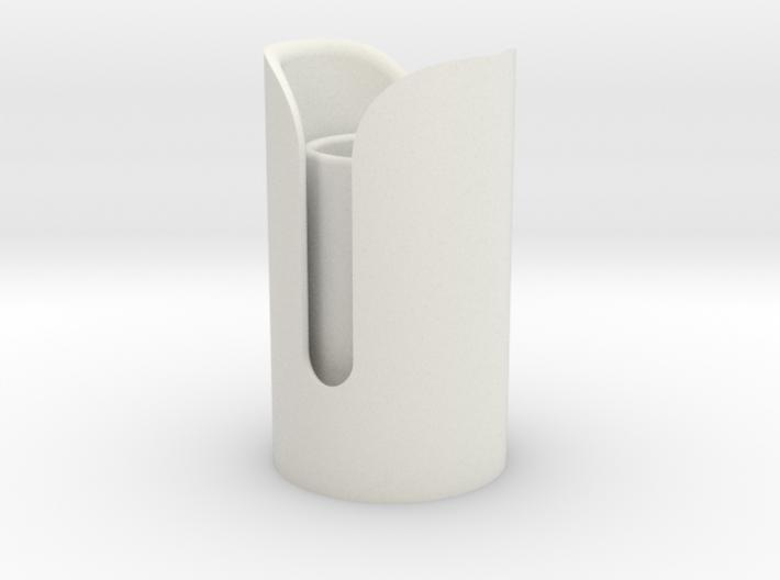 Snips Emitter 3d printed