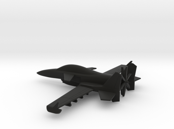 Stavatti SM-27 (w/o landing gears) 3d printed