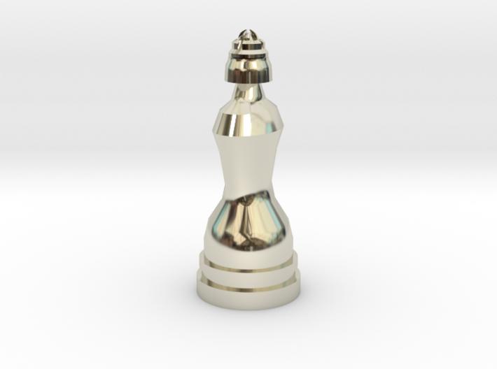 Queen White - Droid Series 3d printed