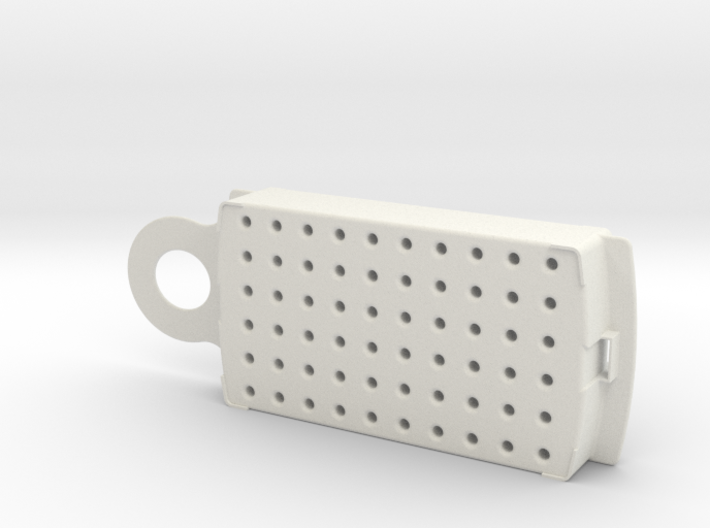 Freeze/Thaw 60-Well Microtube/Eppendorf Tube Tray 3d printed