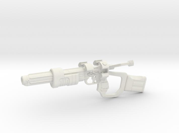 1:6 Miniature X-Shotgun - Gantz 3d printed