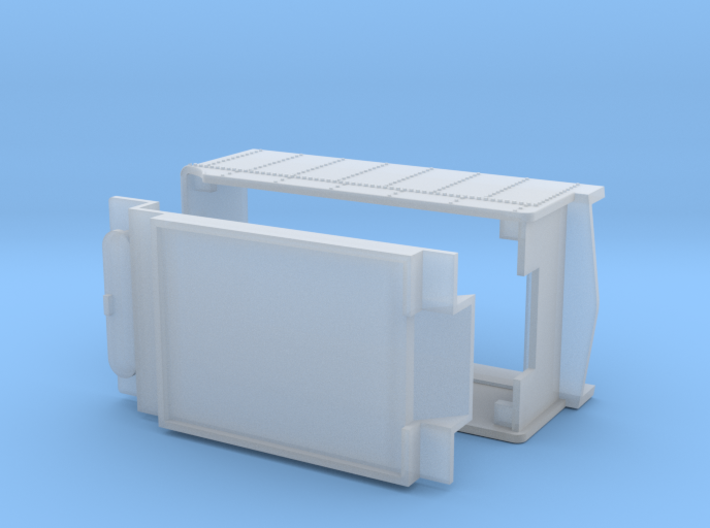 Tv1 Tender-n 3d printed