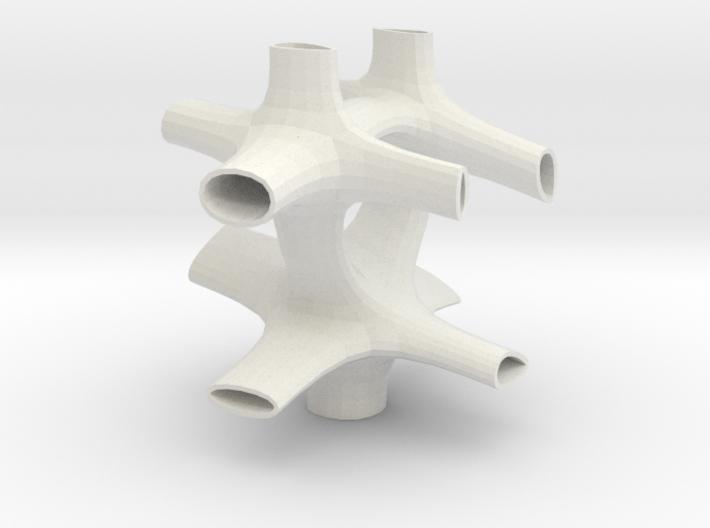 Vorospace Sculpture 1 3d printed