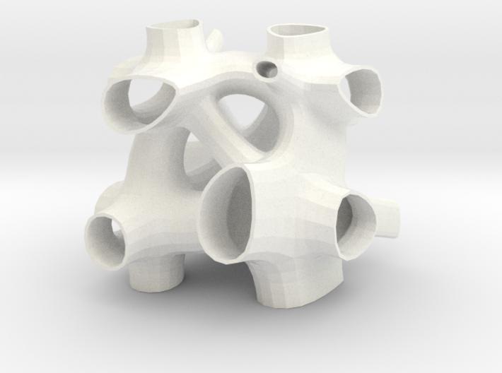 Vorospace Sculpture - Version 5 3d printed