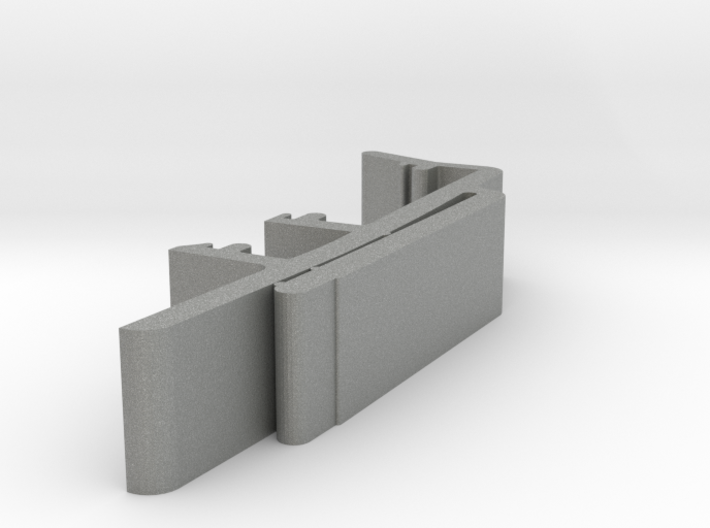 Vertical Valance Clip 1 15 16 A - 2 3d printed