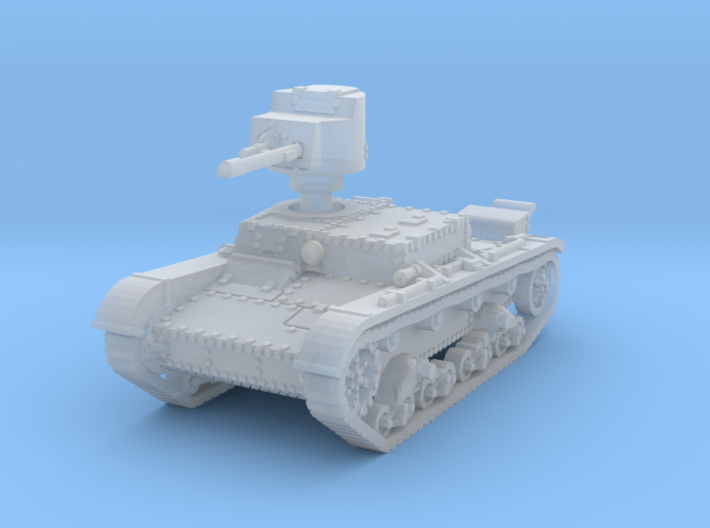 OT 26 Flamethrower Tank 1/144 3d printed