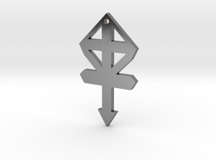 gmtrx f110 cross symbol 1 3d printed