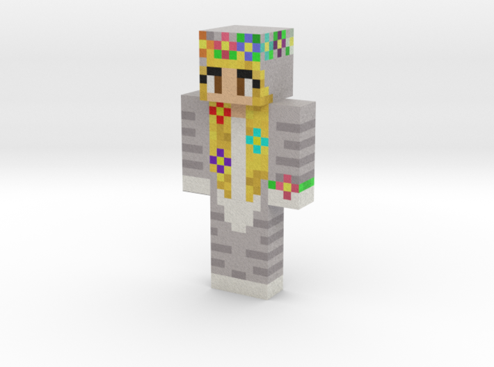Bubbzie | Minecraft toy 3d printed