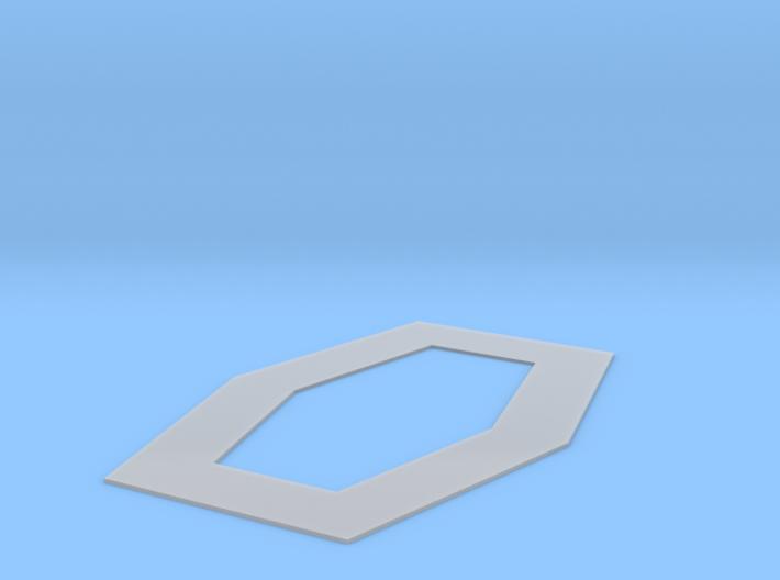 Specimen Tank Base - Platform 3d printed