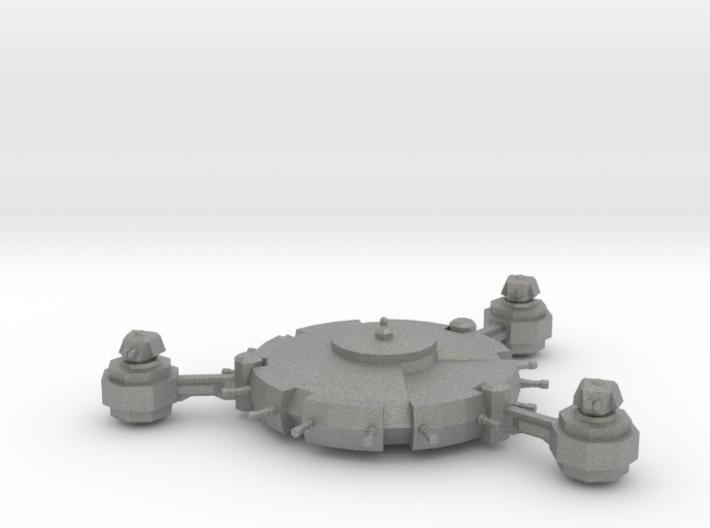 Orbital Defence Platform - Lite Battery 3d printed