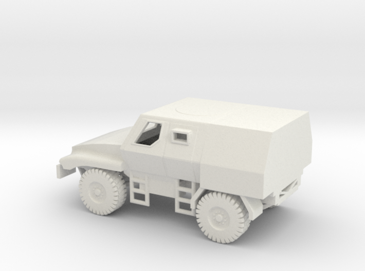 1/87 Scale Caiman 4x4 BAE Systems MRAP 3d printed