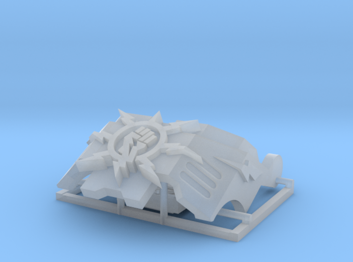 Storm Fists : Redem Sarcophagus Set 3d printed