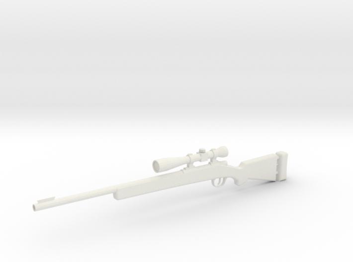 1:12 Carbine M24 3d printed
