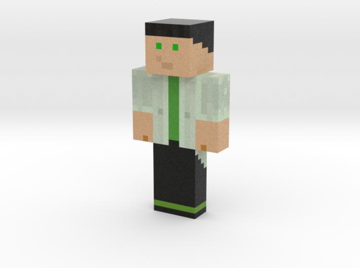 samix0   Minecraft toy 3d printed