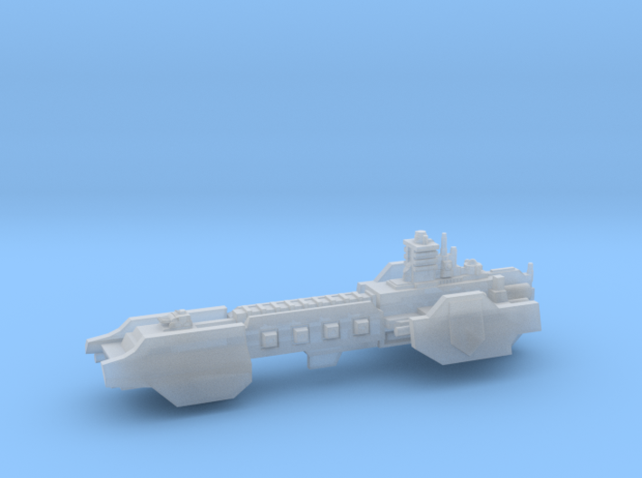 Carrier - Concept A 3d printed