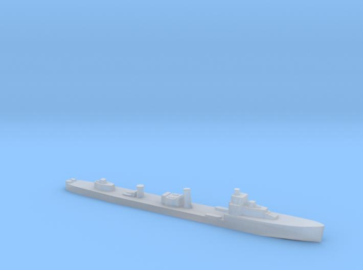 HMS Velox LR Escort 1:1800 WW2 3d printed
