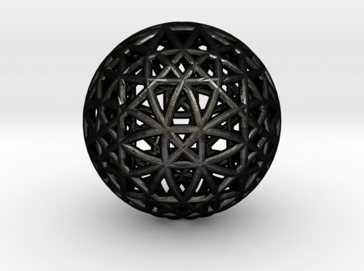 Alpha 13D Matter Dark 3d printed