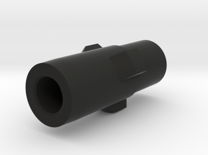 MP5 airsoft 3-Lug Adapter 3d printed