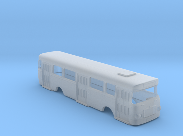 Roman 112 U Bus Body Scale 1:220 3d printed
