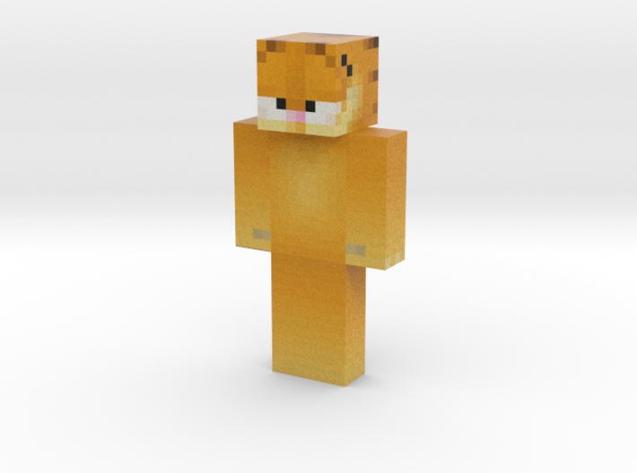 LonelyWeeb   Minecraft toy 3d printed