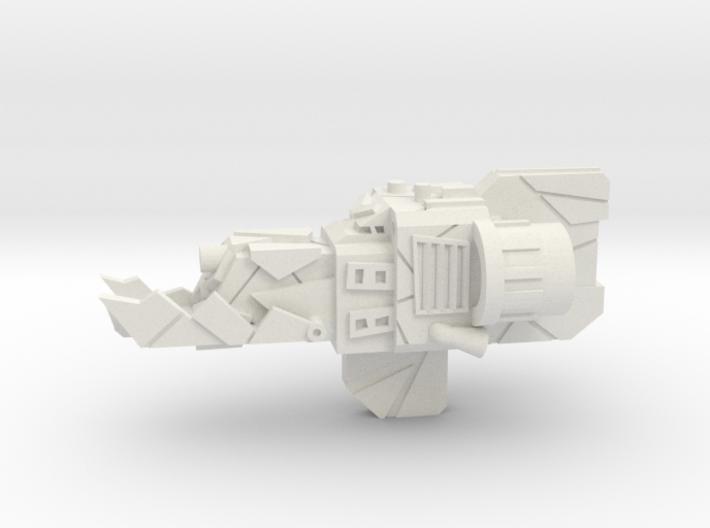 ! - Ram Ship - Concept B 3d printed