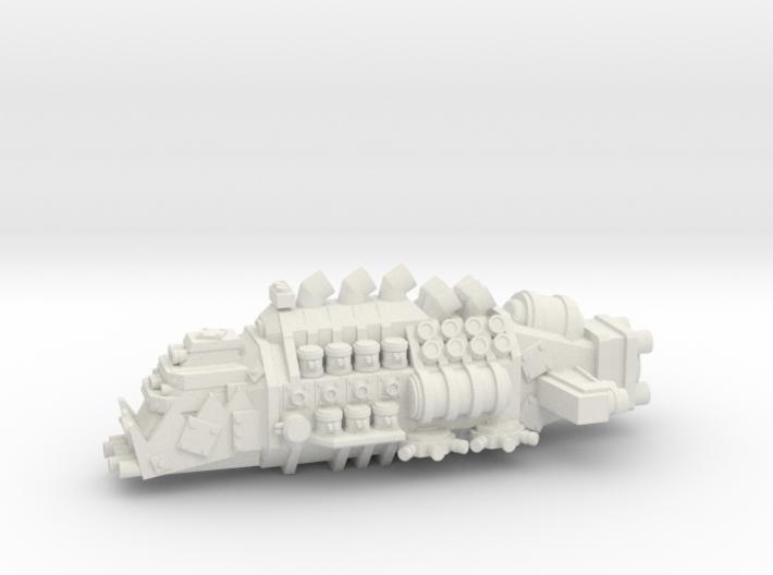 ! - Kill Kruiser - Concept A 3d printed