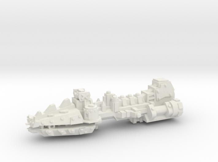 ! - Escort - Concept D 3d printed