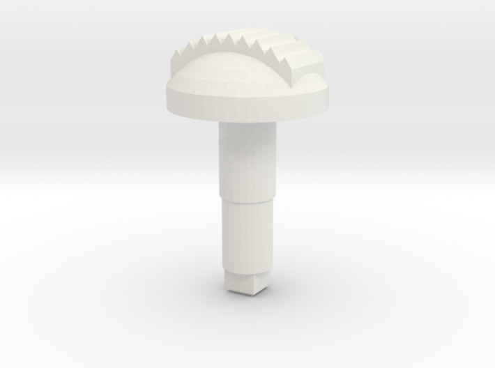 STEM_3WAY_DOME_2_TTOOTH 3d printed