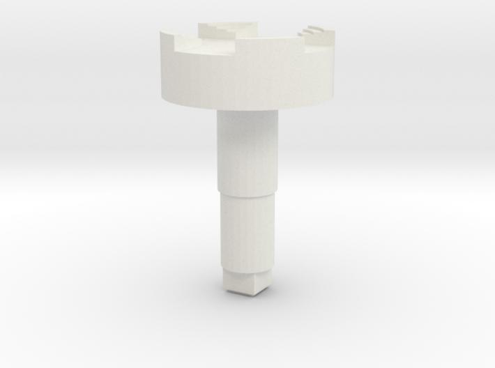 STEM_4WAY_CASTLE_3_DMS 3d printed