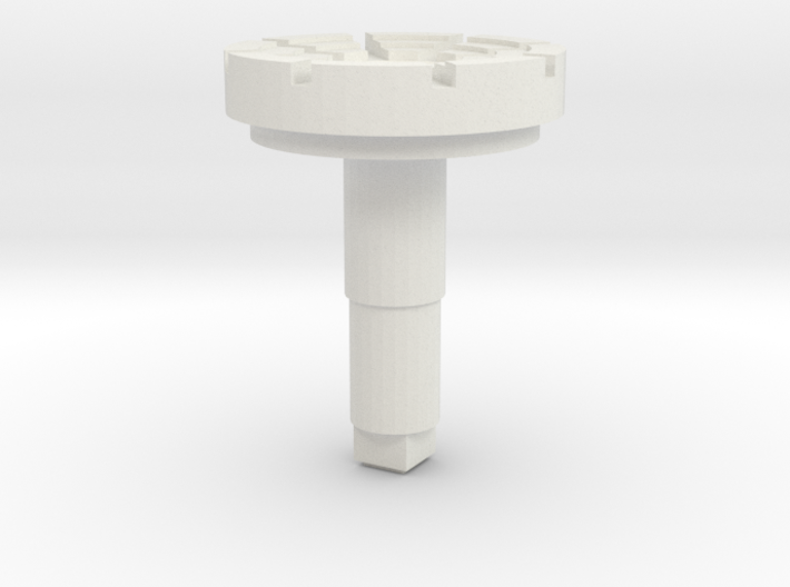 STEM_4WAY_MISC_2_SPIDER 3d printed